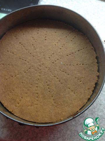 """Как приготовить простой рецепт с фото Торт """"Моцарт"""" #15"""