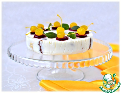 Как приготовить Блинный десерт с кремом из маскарпоне домашний рецепт приготовления с фотографиями #13
