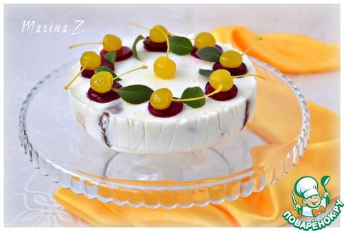 Как приготовить Блинный десерт с кремом из маскарпоне домашний рецепт приготовления с фотографиями #14