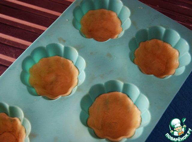 Готовим вкусный рецепт приготовления с фотографиями Сладкие тарталетки с повидлом и меренгой #9