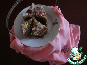 Как готовить Хлебные пирожные вкусный пошаговый рецепт с фото на Новый Год