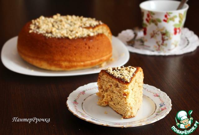"""Пирог """"Чудо чудное, диво дивное"""" рецепт приготовления с фотографиями как готовить #5"""