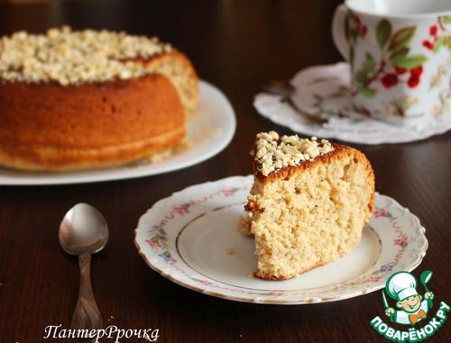 """Пирог """"Чудо чудное, диво дивное"""" рецепт приготовления с фотографиями как готовить #7"""