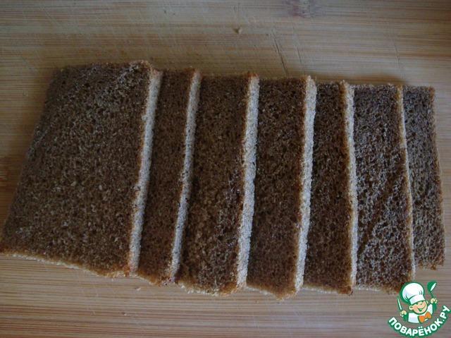 Как готовить Хлебные пирожные вкусный пошаговый рецепт с фото #2