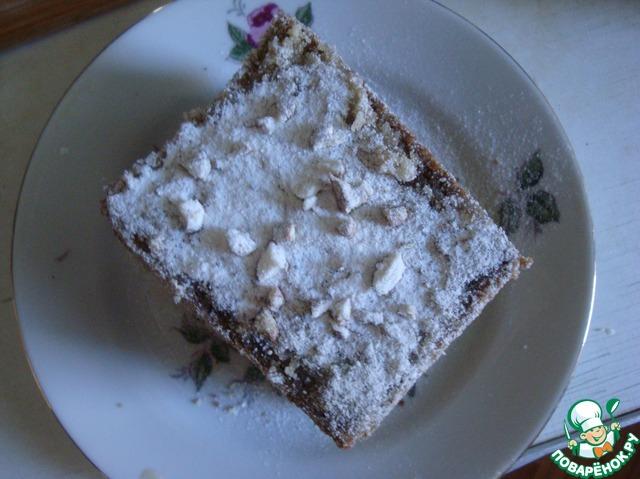 Как готовить Хлебные пирожные вкусный пошаговый рецепт с фото #5