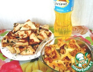 Как готовить домашний рецепт приготовления с фото Мини-блинчики с куриной печенью