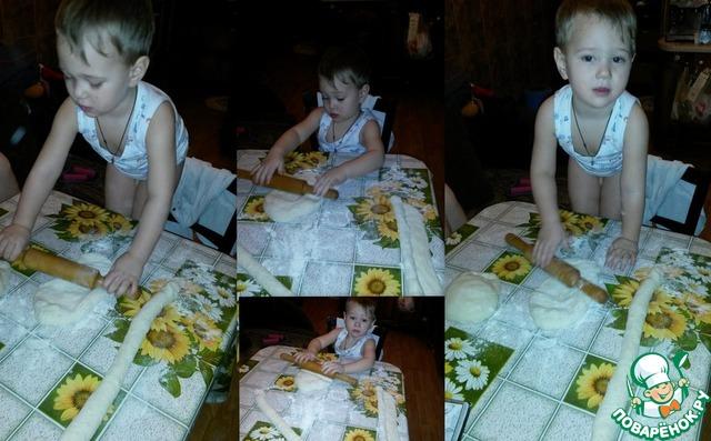 Как готовить Плетенка с маком по советскому ГОСТу рецепт приготовления с фотографиями пошагово #7