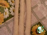 Плетенка с маком по советскому ГОСТу ингредиенты