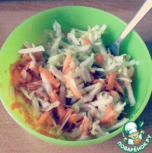 Сладкий салат с яблоком и морковью домашний рецепт приготовления с фото пошагово готовим