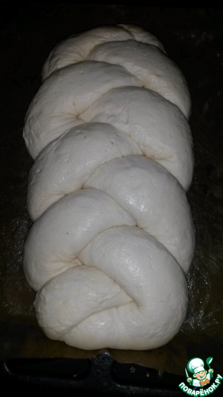 Как готовить Плетенка с маком по советскому ГОСТу рецепт приготовления с фотографиями пошагово #10
