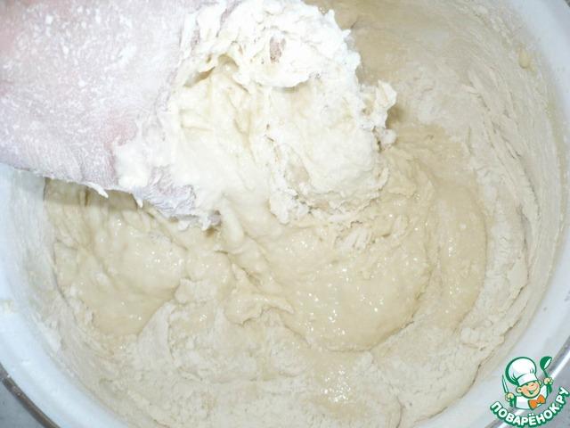 """Лапша """"Домашняя"""" рецепт приготовления с фото пошагово #5"""