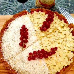 Готовим Розовый пирог простой рецепт приготовления с фото пошагово
