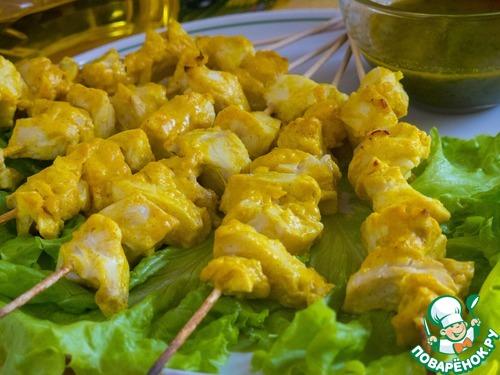 Шашлычки из филе трески с соусом рецепт приготовления с фото пошагово как приготовить #12