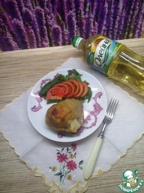"""Как приготовить Бедра куриные """"По-французски"""" вкусный рецепт с фото #9"""