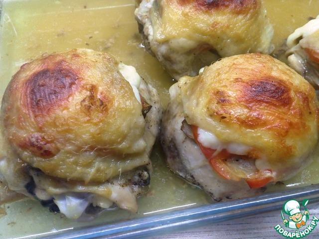 рецепт приготовления филе куриных бедер