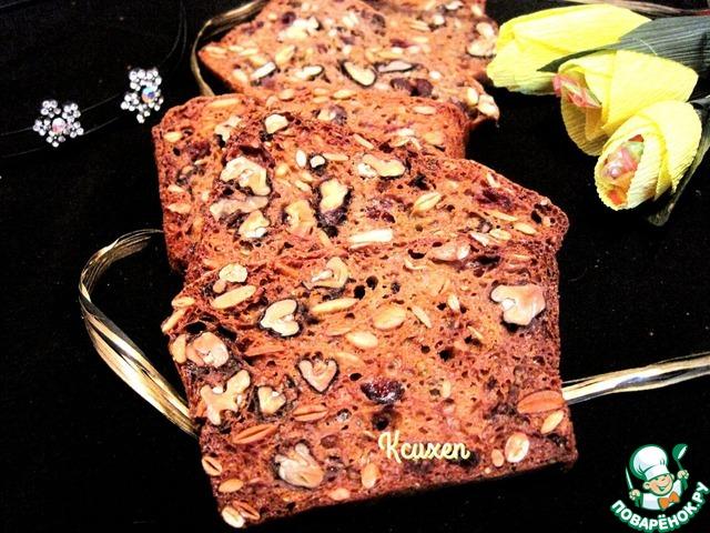 """Домашний рецепт с фотографиями Крекеры """"Заколдованный кекс"""" #7"""