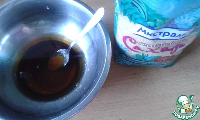 Готовим вкусный рецепт приготовления с фотографиями Чашечка кофе с рулетом #9