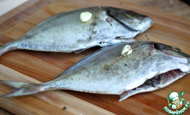 Рецепты от сержа марковича рыба