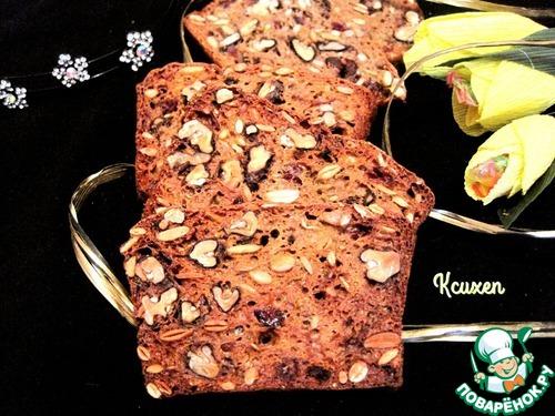 """Домашний рецепт с фотографиями Крекеры """"Заколдованный кекс"""" #9"""
