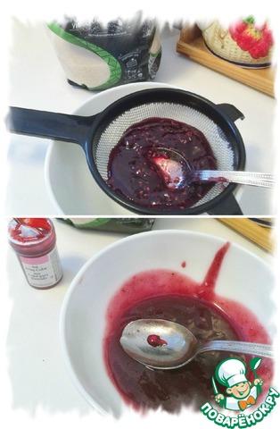 Как готовить Малиновые меренги с шоколадно-малиновой прослойкой простой рецепт приготовления с фотографиями #1