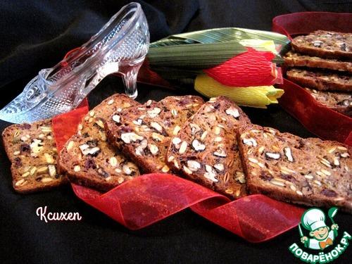 """Домашний рецепт с фотографиями Крекеры """"Заколдованный кекс"""" #10"""