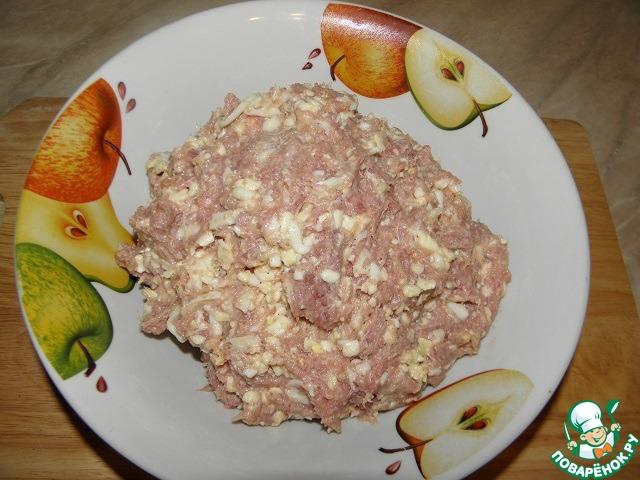 Мясные котлеты с сыром и яйцом рецепт приготовления с фото пошагово #4