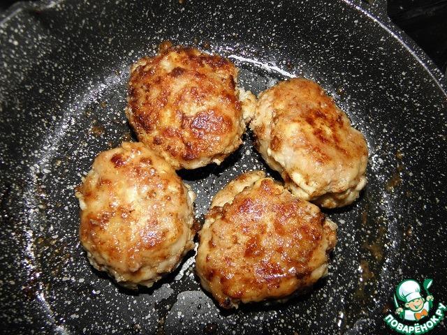 Мясные котлеты с сыром и яйцом рецепт приготовления с фото пошагово #6