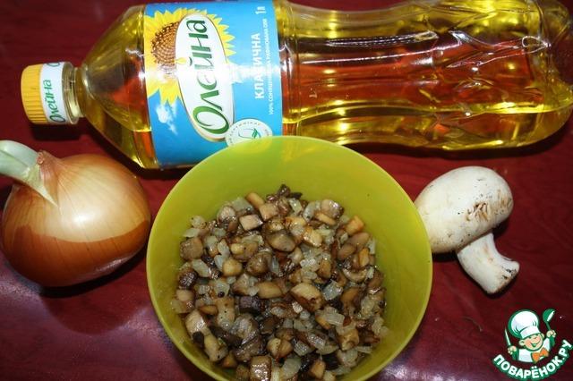 """Готовим """"Эскимо"""" с брокколи и грибами домашний пошаговый рецепт приготовления с фото #1"""