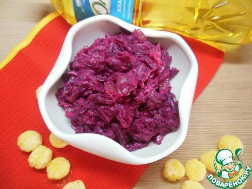 Как готовить Свёкла в сметанном соусе вкусный рецепт приготовления с фото #8