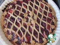 Легкий пирог с ягодами ингредиенты
