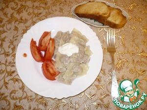 Готовим простой рецепт приготовления с фото Пельмени
