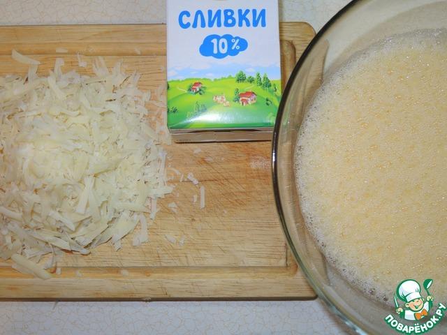Капустный клафути простой пошаговый рецепт с фото как готовить #4