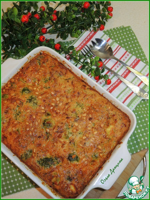 Капустный клафути простой пошаговый рецепт с фото как готовить #6