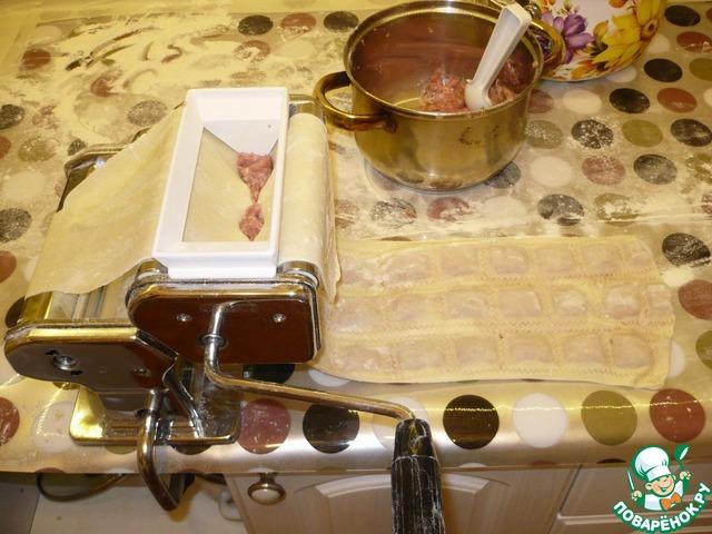 """Готовим простой рецепт приготовления с фото Пельмени """"Домашние"""" #17"""