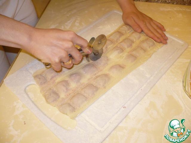 """Готовим простой рецепт приготовления с фото Пельмени """"Домашние"""" #18"""