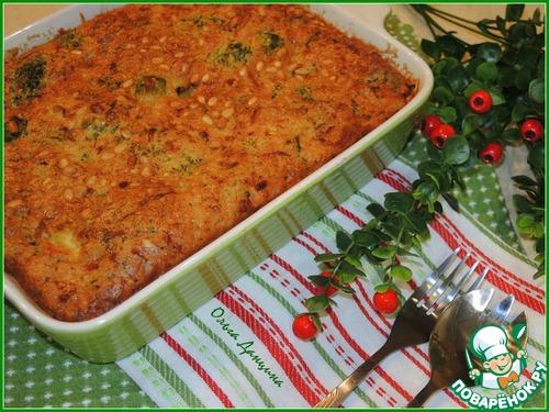 Капустный клафути простой пошаговый рецепт с фото как готовить #7