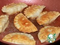 Китайские жареные пельмени ингредиенты
