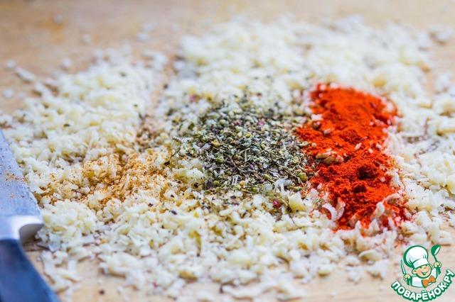 Запеченные кабачки в сырной панировке вкусный пошаговый рецепт с фотографиями как готовить #3