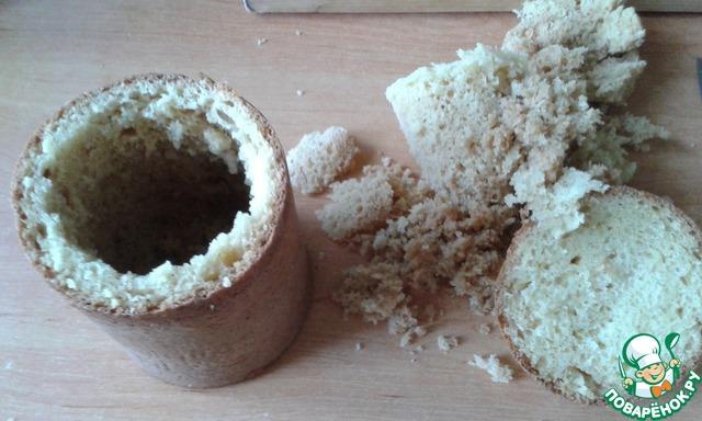 Готовим вкусный рецепт приготовления с фотографиями Чашечка кофе с рулетом #3