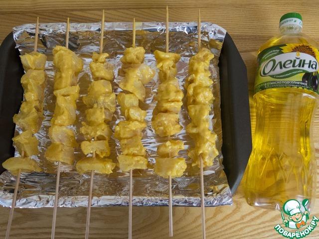 Шашлычки из филе трески с соусом рецепт приготовления с фото пошагово как приготовить #8