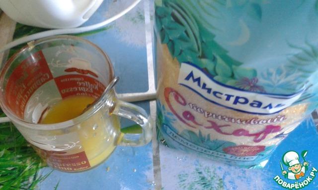 Готовим вкусный рецепт приготовления с фотографиями Чашечка кофе с рулетом #8
