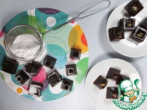 Рецепт Ягодно-медовый мармелад