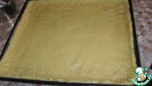 Как приготовить Уютный пирог с абрикосовым джемом вкусный рецепт приготовления с фото пошагово #2