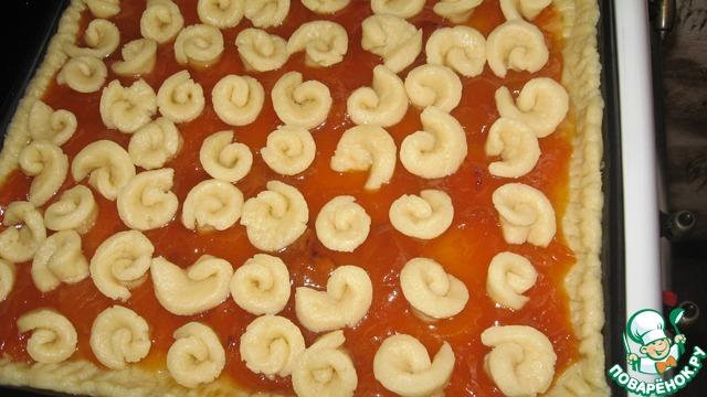 Как приготовить Уютный пирог с абрикосовым джемом вкусный рецепт приготовления с фото пошагово #6