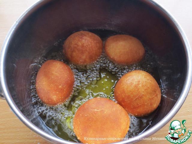 Как готовить Очень вкусные пончики рецепт приготовления с фото #12
