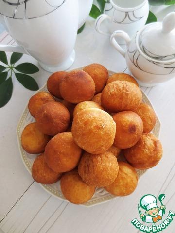 Как готовить Очень вкусные пончики рецепт приготовления с фото #14