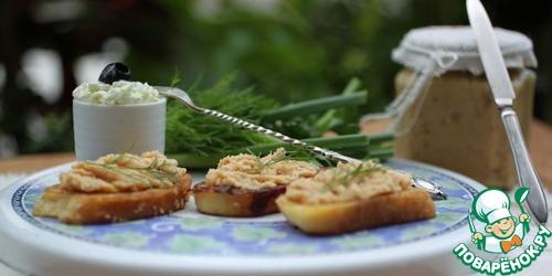 Паштет из красного морского окуня рецепт приготовления с фото пошагово как готовить #9