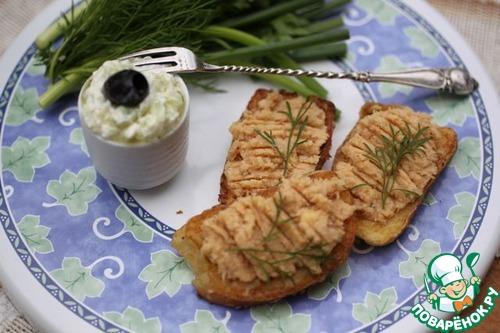 Паштет из красного морского окуня рецепт приготовления с фото пошагово как готовить #10
