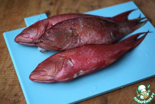Паштет из красного морского окуня рецепт приготовления с фото пошагово как готовить #1