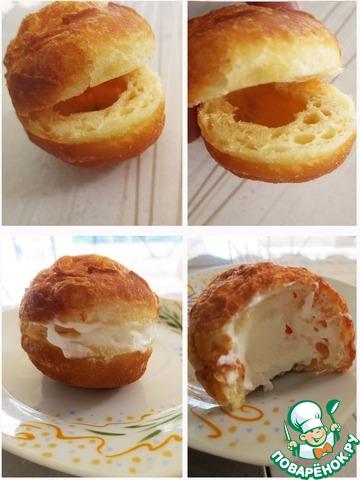 Рецепт вкусных пончиков с фото пошагово